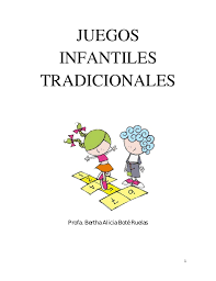 Cómo dar y pedir direcciones con imperativo y otras formas. Juegos Infantiles Tradicionales