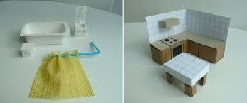 dollhouse furniture to make. Dollhouse Diy Cardboard Furniture Pinterest . Miniatures To Make T
