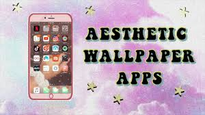 Aesthetic Wallpaper Apps for iphone + ...