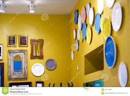 Modern Design Plates Modern Interior Design Of The House Plates On The Wall