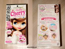 Freshlight Melty Cherry Hair Dye Review Stella Lee