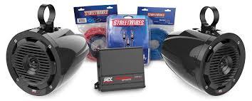 mtx motorsports orvkit1 tower 2 speaker amplifier off road mtx motorsports orvkit1 tower 2 speaker amplifier off road motorsports package amplifier