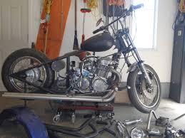 honda cb750 bobber parts