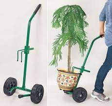 flower pot mover potted plant dolly