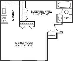 Floor Plans For Studio Apartments Design Basic 8 On Home .