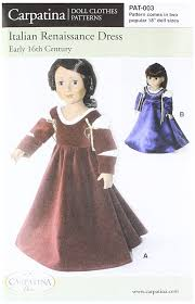 18 Doll Clothes Patterns Simple Design Ideas