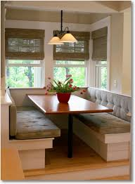 Banquette, Booth , or Built - In ? Cool Kitchen Table Seating - www .