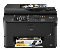 Amazon Com Epson Workforce Pro Wf 4630 Wireless Color All In One