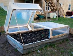 plastic raised garden beds with cold frame furniture