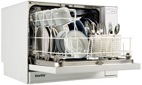 countertop dishwasher danby ddw497 open jpg