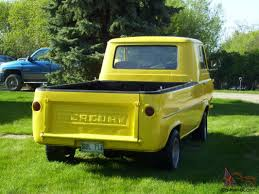 RARE 1965 MERCURY Econoline Pick up , built by Ford of Canada,