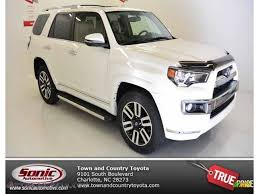 Deleted Listing - 2014 Toyota 4Runner Limited 4x4 in Blizzard ...