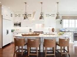 Bar In Kitchen Kitchen With Bar Small Modern Loft Kitchen With Bar Kitchen