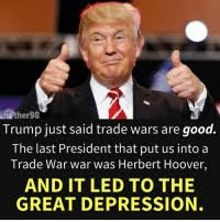 Image result for trump hoover