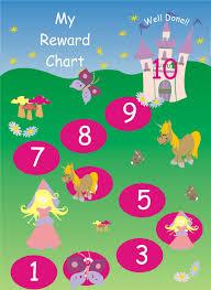 10 best images of princess incentive chart printable princess reward chart