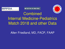 Combined Internal Medicine Pediatrics Match 2018 And Other