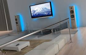light led idea for home theater