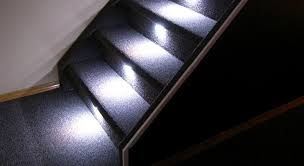 in stair lighting. Controller Automatic Stair Led Lighting In