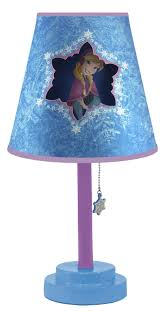 Disney Frozen Light Shade Buy Disney Frozen Table Lamp With Die Cut Shade Cfl Bulb