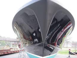 hull paint job