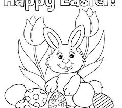 Easter Bunny Colouring Pages To Print Coloring Page Cvdlipids
