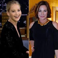 Jennifer Lawrence Was \u0027Horrified\u0027 and \u0027Shocked\u0027 by RHONY Star ...