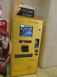 Gold Vending Machine Dubai Simple MattManyPlaces Blog That Shares Travel Information Tips