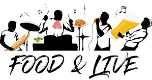 Risultati immagini per cibo musica
