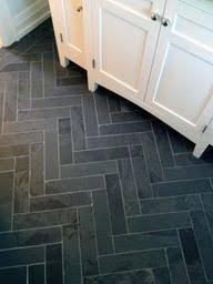 stone floor tiles bathroom. Bathroom Floor Idea: Cutting Marble Tiles Into A Brick Pattern For  Herringbone Look Is An Inexpensive Way To Create High Impact Pattern. Stone Bathroom