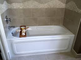 travel trailer full size bathtub ideas