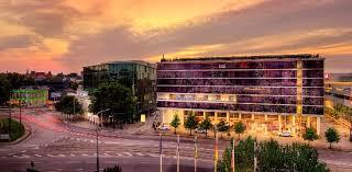 Excellent spa area - Review of <b>Nordic Hotel</b> Forum, Tallinn, Estonia ...