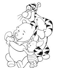 30 Supermooie Winnie De Poeh Kleurplaten Leuk Voor Kids
