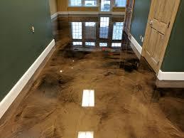 wood floor office. Epoxy Floor Office New Albany Ohio Wood