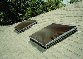 skylight covers exterior