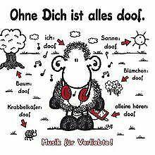 Sheepworld Mug Ohne Dich Ist Alles Doof For Sale Online Ebay