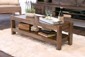 coffee tables woodwaves reclaimed farmhouse rustic wood coffee table furniture presearth e woodwaves