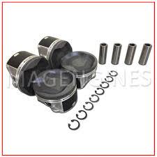 PISTON & RING SET TOYOTA 2TR-FE 2.7 LTR – Mag Engines