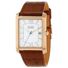 17 best images about citizen watches radios citizen eco drive mens strap watch white silver dial rose gold