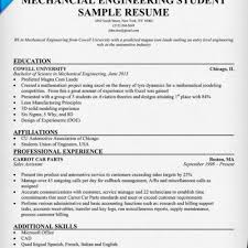 Best Resume Format For Engineering Students Brilliant Ideas Of Good