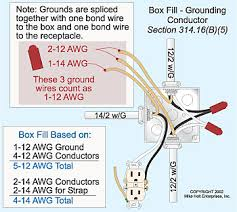 code calculations 3 what is the total number of conductors required for box fill calculations for one 14 3 nm cable for a three way switch and one 14 2 nm cable for a duplex
