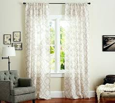 projects idea sheer curtains target blue