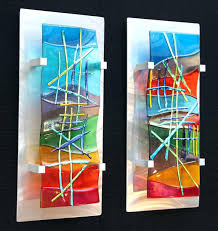 viz art glass chandeliers