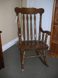 rocking chair wood rocking chair wooden rocking chairs oak rocking chair hart s country furniture