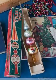 Glass Finial Tree Topper  Christmas Decorations U0026 Ornaments Christmas Tree Finials