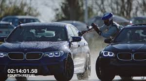 BMW Convertible toyota bmw alliance : New 2018 BMW M5 Claims World Record for Longest Drift with 232.5 ...