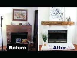 diy box beam mantel faux wood build a rustic floating shelf fireplace awesome