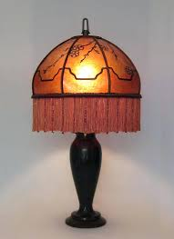 metal table lamp shades silver crest bronze on bronze metal table lamp