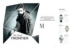 Free Magazine Template For Microsoft Word Magazine Word Template Velorunfestival Com