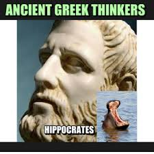 Ancient Greek Thinkers by recyclebin - Meme Center via Relatably.com