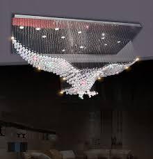 details about new modern k9 clear crystal ceiling light pendant lamp chandelier lighting 9209